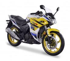 Мотоциклы 200 - 300 куб. см