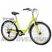 Городской велосипед 26 OPTIMABIKES VISION 2016