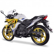 Спортивный мотоцикл Lifan LF200-10S (KPR) TEAM EDITION