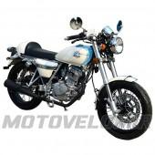 Мотоцикл SkyBike Cafe 200 (Кафе-рейсер)